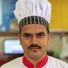 CDP Mohammed Irshad, Flavours Inn, Bangalore